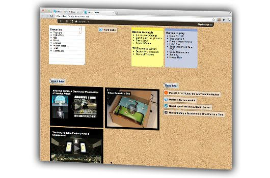 Spaaze is a very cool webtool that allows teachers and students organize information visually using a unique infinite corkboard. The site is easy to use, fun to work with, and looks awesome. It is something that can be very helpful when working on a specific topic, to make a digital portfolio, or just to use as a clipboard of your finds on the web. A great tool for in and out of the classroom!