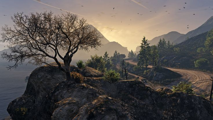 grand theft auto v computer backgrounds wallpaper by Bourne Williams (2017-03-20)