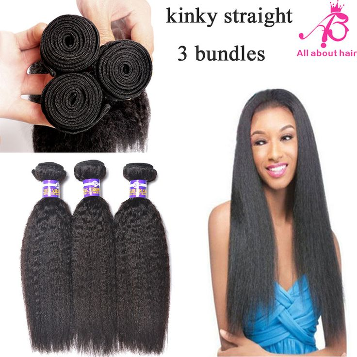 19 best 3 bundle kinky straight brazilian hair grade 8a images on 7a grade malaysian kinky straight hair 3 bundles coarse yaki human hair extensions light yaki straight hair high quality and reasonable price whats app pmusecretfo Choice Image