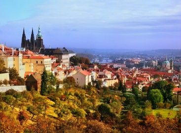 PRAGUE CZECH REPUBLIC To take a holiday to Prague is to be transported into the late Middle Ages. The views are unforgettable: the golden roofs, the floodlit castle from Charles Bridge, the National Museum at Wenceslas Square and the fairy-tale gothic spires of the old town.