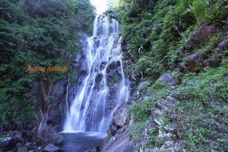 Cycloop waterfall - Sentani - Jayapura - Papua - Indonesia