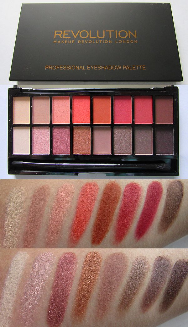 Lime Crime Venus dupe = Makeup Revolution Newtrals vs Neutrals palette #dupe #eyeshadow