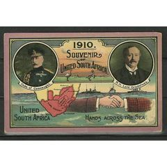 RARE Union 1910 Postcard Souvenir of South Africa!!! Unused!!!