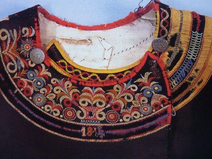 Costume Bigouden 1814