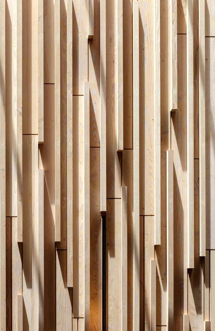 RAVN Arkitektur - Loftsdetalje