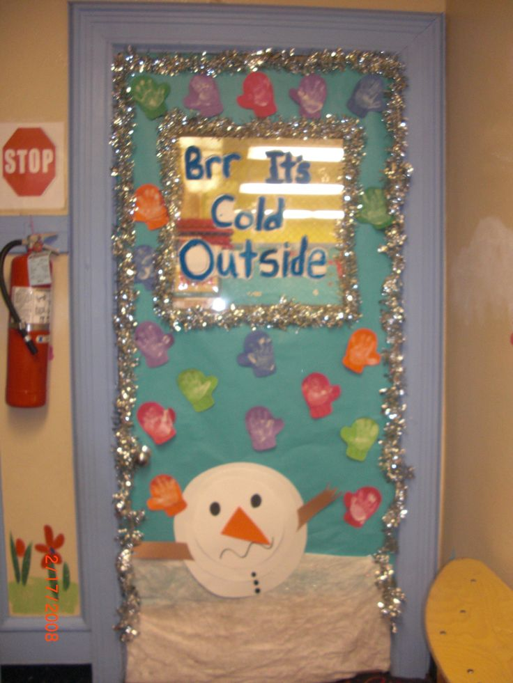Winter Wonderland Classroom Door Decorations ~ Play learn lansdale pa quot brr it s cold outside