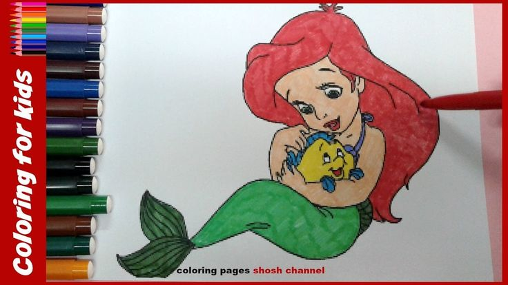 coloring pages shosh channel - photo#43