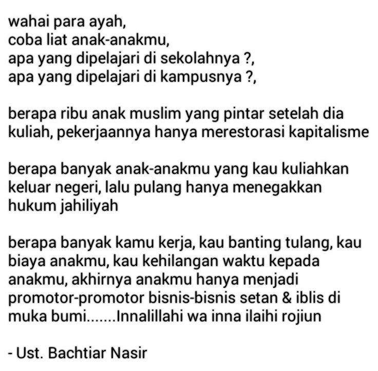 Kutipan Islam - Ust. Bachtiar Nasir