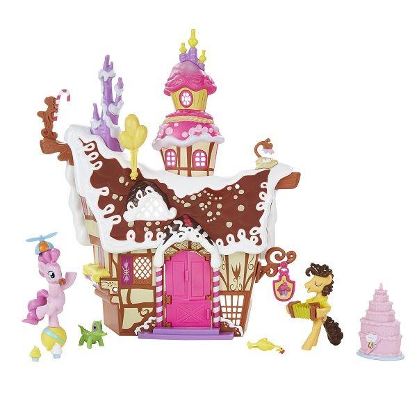 Hasbro My Little Pony B3594 Май Литл Пони Коллекционный игровой набор