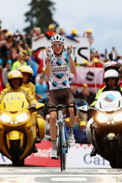 Romain Bardet wins Stage 19 Tour de France 2016  Michael Steele/Getty Images
