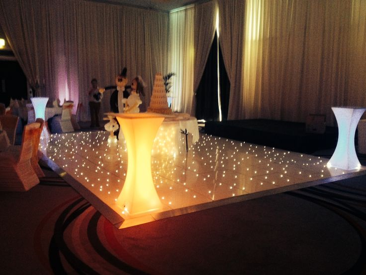 Sparkly dance floor....Love this!! http://www.carltonhotelblanchardstown.com/weddings