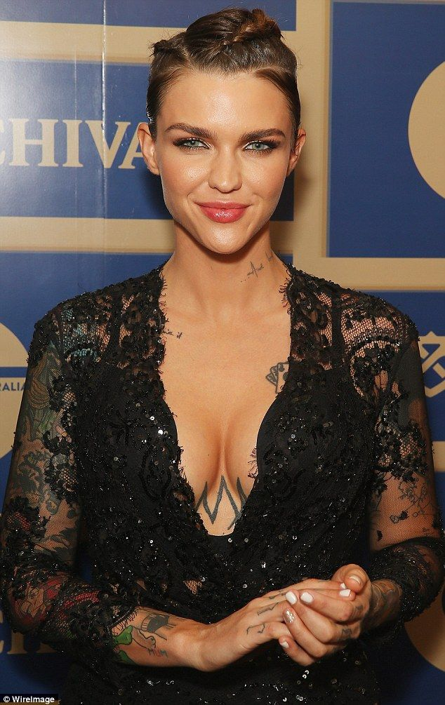 Ruby Rose under fire for tweets about Lebanon and Syria
