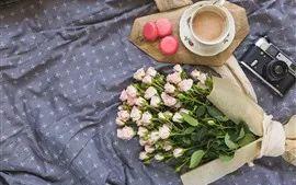 Цветы Обои | страницы 3 | Розовые розы, Обои, Букет