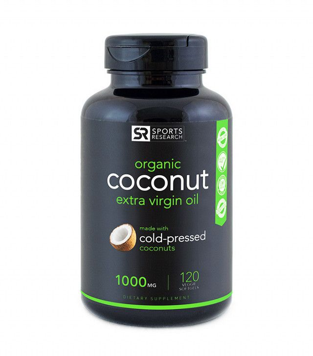 Sports Research Organic Coconut Extra Virgin Oil