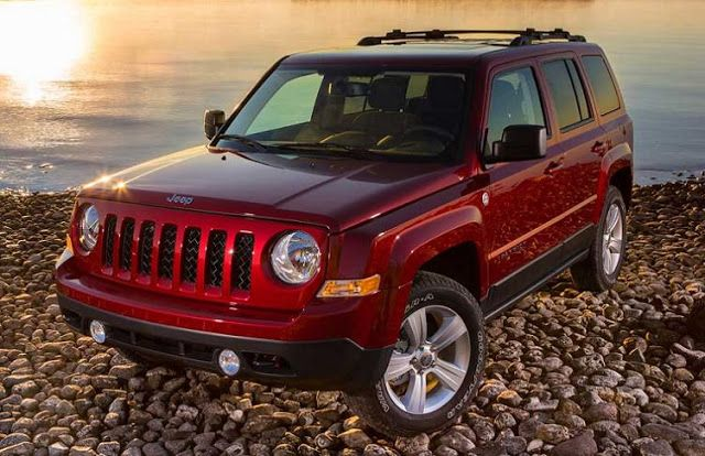 New And Used Cars: 2017 Jeep Patriot
