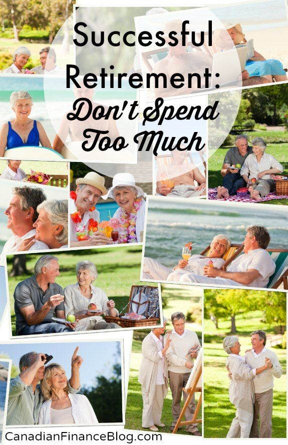 Successful Retirement: Don't Spend Too Much - http://canadianfinanceblog.com/successful-retirement-dont-spend-too-much/ #retireenextdoor #fincon14