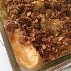 Pear or Apple Cobbler - Allrecipes.com