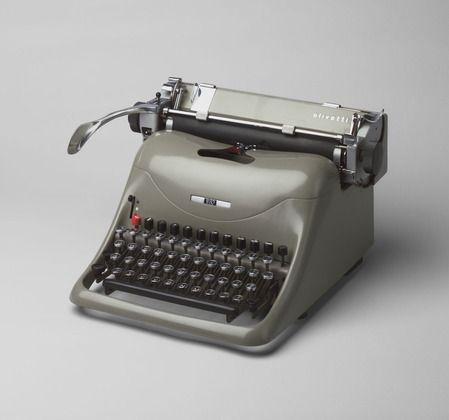 Marcello Nizzoli. Lexikon 80 Manual Typewriter. 1948