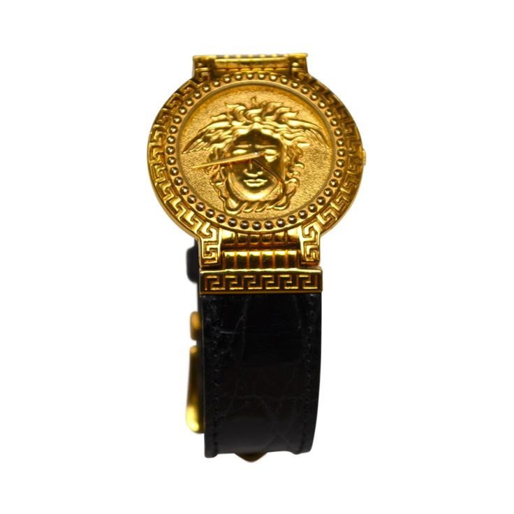 54 best images about mens watch skeleton watches 1stdibs gianni versace vintage mens medusa watch