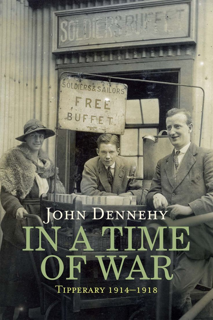 A vivid and captivating history of the profound impact of the Great War on daily life in Co Tipperary, between 1914-18. John Dennehy explores every aspect of life in the county during a time of great upheaval, ultimately setting the scene for the political convulsions that followed in 1918.