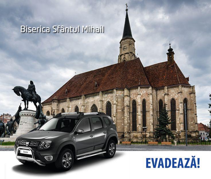 Știați că Biserica Sfântul Mihail din Cluj, este unul dintre cele mai reprezentative monumente ale arhitecturii gotice din Transilvania? Cine a vizitat-o?