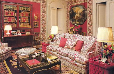 The Devoted Classicist: Notable Homes: Beatriz Patino, Plaine Monceau