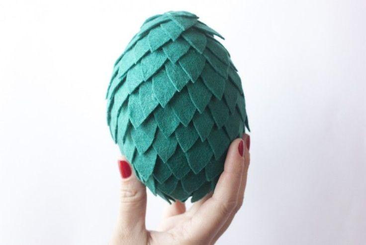 DIY Huevo de Dragón (Juego de Tronos) | Cosas Molonas | DIY Blog