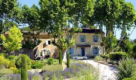 La Bastide de Voulonne - Charming hotel - Luberon - Provence - the 18th century farm