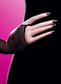 We've come up with a DIY to make Mavis Dracula's Sheer Fingerless Gloves or Arm Warmers from Hotel Transylvania 1 & 2 No sew and some sewing options.