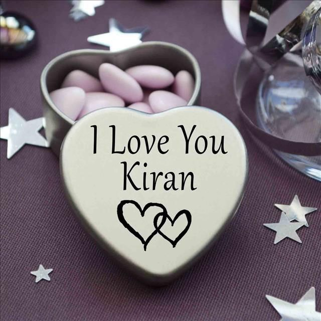 I Love You Kiran Images Personalized Wedding Gifts Wedding Gifts For Guests I Love You Mum