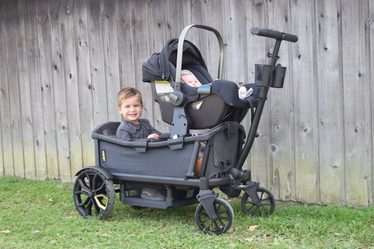 This wagon stroller is amazing!