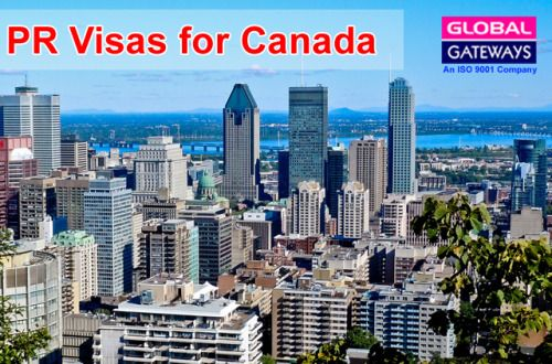 PR Visas for Canada  Is Canada immigration is on your thoughts and you are questioning how you may emerge as the permanent resident of the beautiful Country? If sure, you want not to worry any extra. This piece of article will enhance your know-how on the problem, and deliver a brief at the diverse varieties of PR visas for Canada.  For More.....: http://globalgatewaysbangalore.tumblr.com/post/152104227332/pr-visas-for-canada-is-canada-immigration-is-on http://globalgateways.co.in/CanadaMi