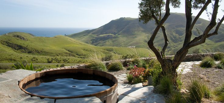 Ocean view - hot tub - Jacuzzi - dream spa