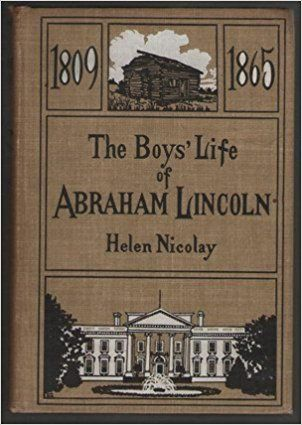Image result for The Boys Life of Abraham Lincoln