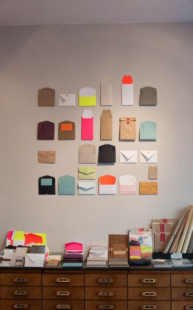 """luiban ⎮ berlin store - calendrier de l'avent """"enveloppes"""""""