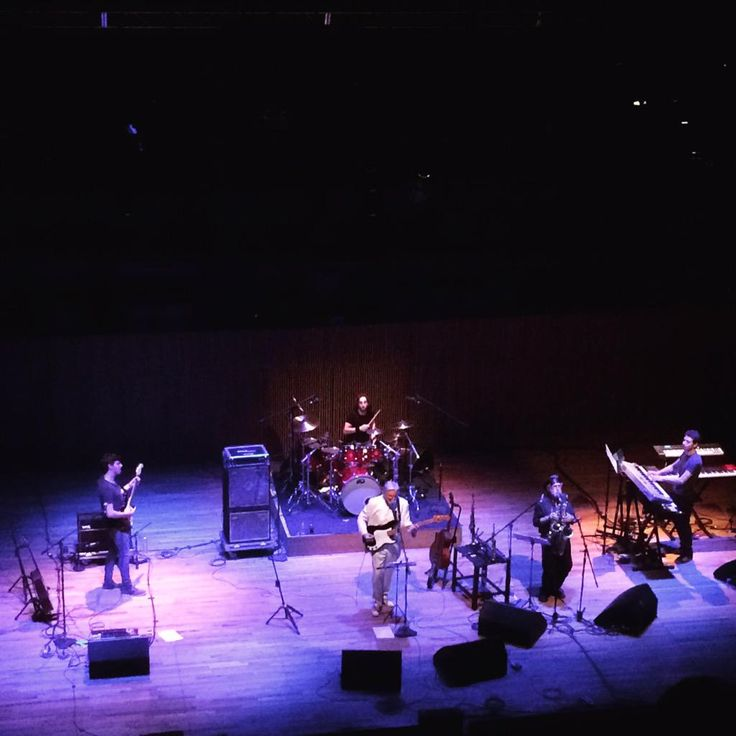 Aldo Tagliapietra Band + David Jackson @ClamoreNews @CCRCOficial @jaxontonewall - 30th May 2015, Mexico City  (#Celebration Tour Special)