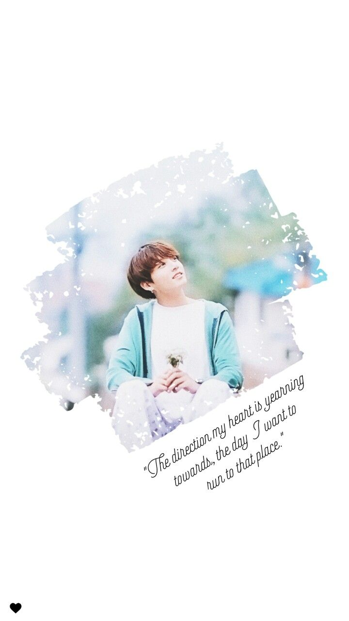 Love Yourself Quotes Wallpaper : Jungkook BTS Love Yourself ? BTS Lockscreen/Wallpaper Pinterest Love yourself, BTS and Love