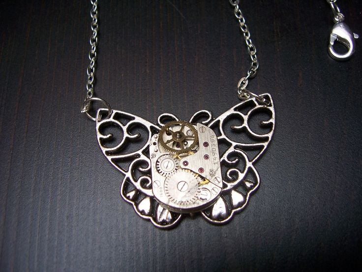 Mechanical Butterfly by Petra Slováková