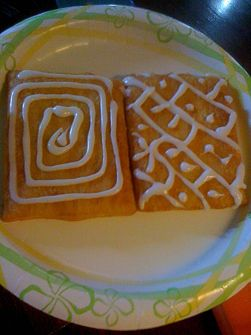 How to Make a Homemade Toaster Strudel Breakfast Pastry: 12 Steps