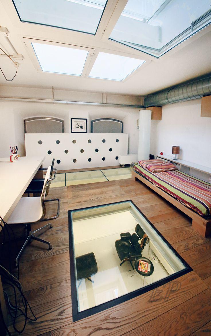 guestroom or studio