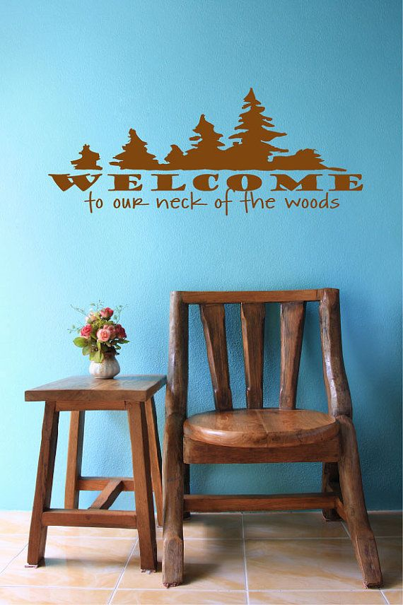 welcome-decal-cabin-vinyl-decal-wall