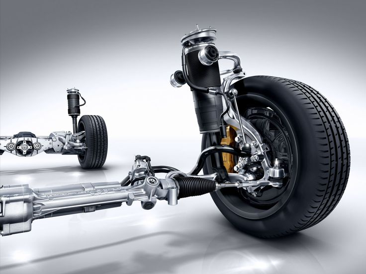 3 Technologies That Are Making Car Suspensions Smarter Than Ever