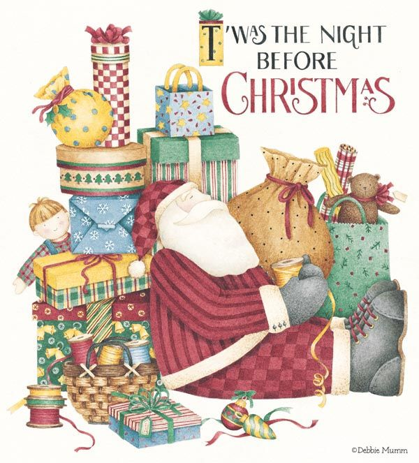 169 best Twas the night before Christmas images on ...