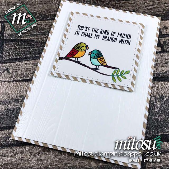 Mitosu Crafts - Independent Stampin' Up! Demonstrators
