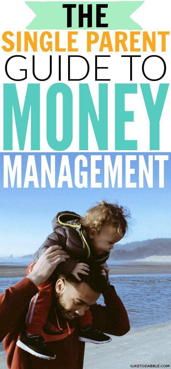 The Single Parent Guide To Money Management – Money Management