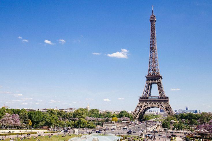 Eiffeltornet  #Paris #City #Storstad #Stad #Huvudstad #France #Franktike #Europe #Travel #Europa #Resa #Resmål #Eiffeltornet #Eiffel #Tower