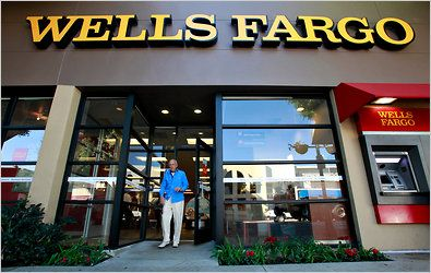 Our client, Wells Fargo