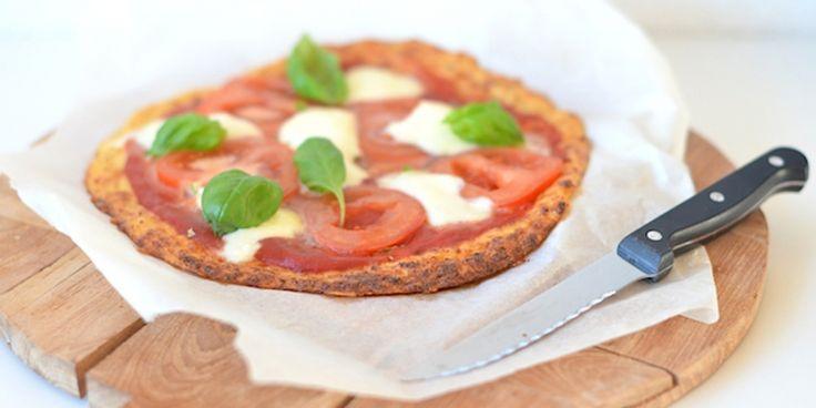 Glutenvrij eten? Maak deze bloemkoolpizza! | ELLE Eten