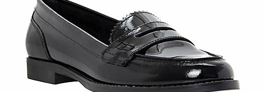 Dune Lexus Loafer Shoes, Black A slip-on patent leather loafer, this smart style will take you effortlessly from day to night. Wear with both tailored trousers or on-trend tartan skirts and tights. Heel height: 2cm (Barcode EAN=505 http://www.comparestoreprices.co.uk/womens-shoes/dune-lexus-loafer-shoes-black.asp