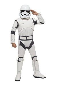 Star Wars VII The Force Awakens Deluxe Child's Stormtrooper Costume and Mask, Medium  #nerf #toys #nerfwars